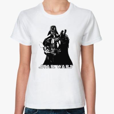 Классическая футболка Darth Vader (Дарт Вейдер)