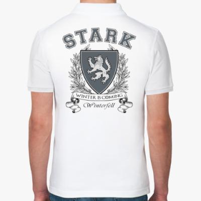 Рубашка поло House Stark