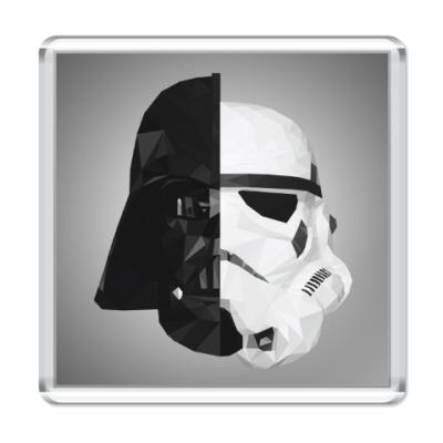Магнит Star Wars: Вейдер и Штурмовик