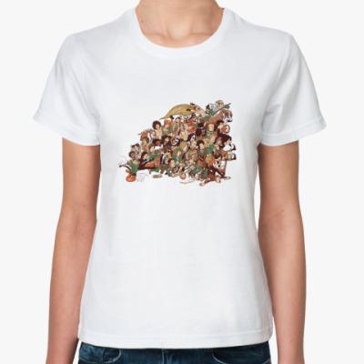Классическая футболка Rock'n'Roll