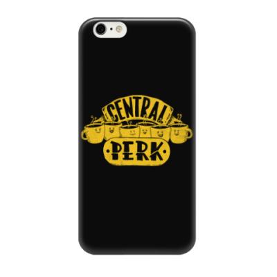 Чехол для iPhone 6/6s Friends Central Perk