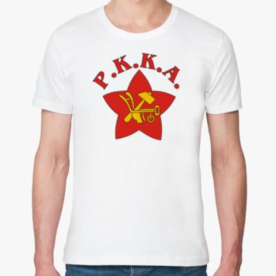 Футболка из органик-хлопка РККА