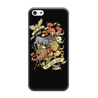 Чехол для iPhone 5/5s Игра Престолов