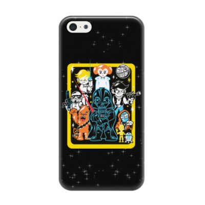Чехол для iPhone 5/5s Star Wars