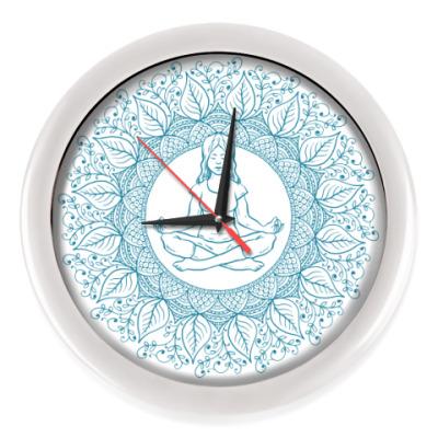 Настенные часы Медитация