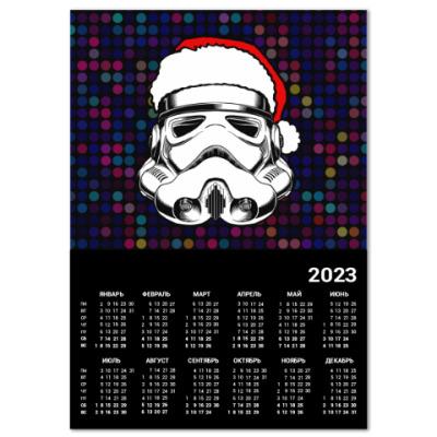 Календарь Star Wars New Year