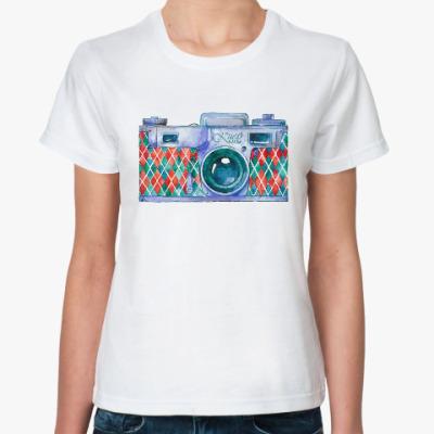 Классическая футболка Фотик Киев