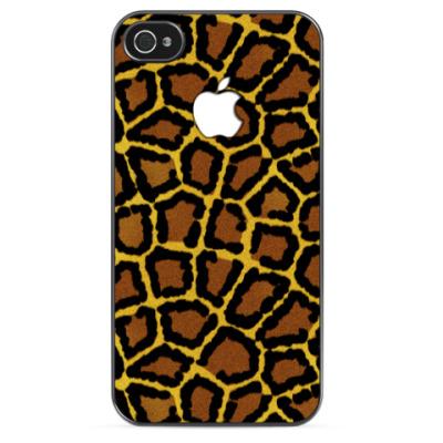 Чехол для iPhone Real Cheetah