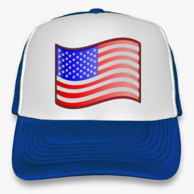 Кепка-тракер Флаг США