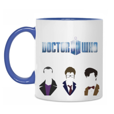 Кружка Doctor Who