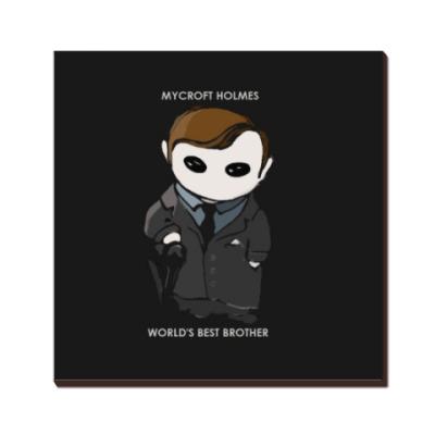 Sherlock Mycroft Holmes
