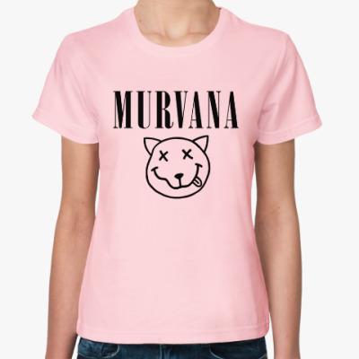 Женская футболка Murvana