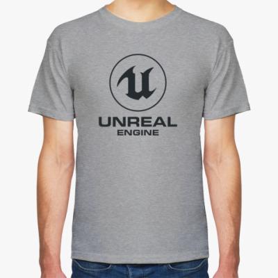 Футболка UE4 Unreal Engine