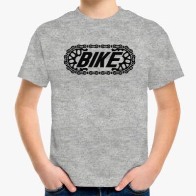 Детская футболка BIKE