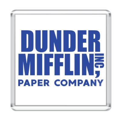 Магнит Dunder Mifflin / The Office