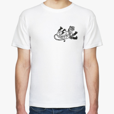 Футболка Скифский тигр