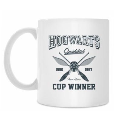 Кружка Hogwarts Quidditch Cup Winner