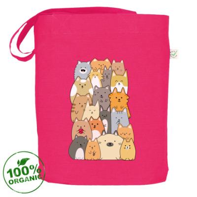 Сумка Смешные коты (funny cats)