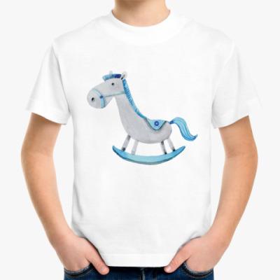 Детская футболка Конёк-горбунок