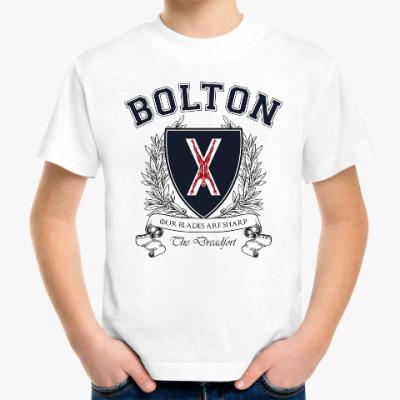 Детская футболка House Bolton
