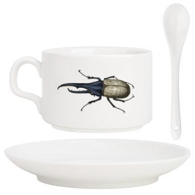Кофейный набор Жук-геркулес