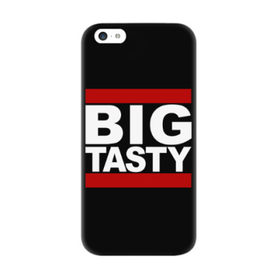 Чехол для iPhone 5c Big Tasty