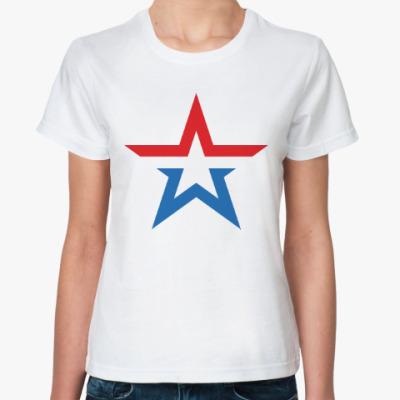 Классическая футболка Армия России