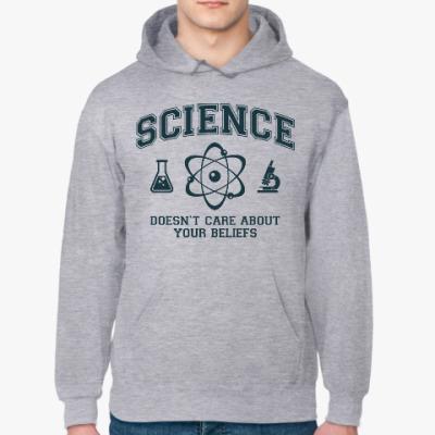 Толстовка худи Science
