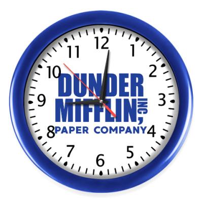 Настенные часы Dunder Mifflin / The Office