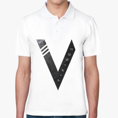 Рубашка поло Vikings