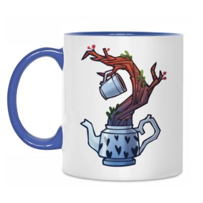 Кружка Чайное дерево