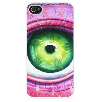 Чехол для iPhone Eye