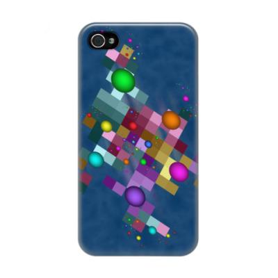 Чехол для iPhone 4/4s Фантазия