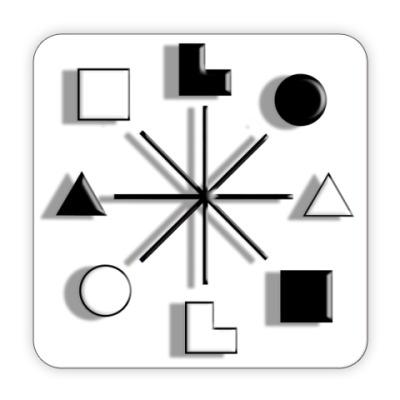 Костер (подставка под кружку) Подставка под кружку Есенин