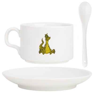 Кофейный набор Год Дракона