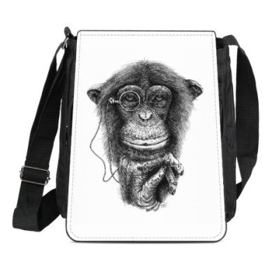 Сумка-планшет Monkey