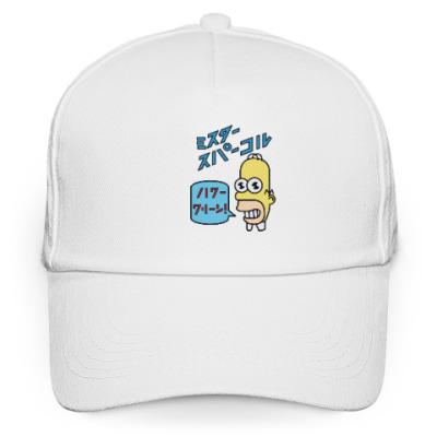 Кепка бейсболка Симпсоны: Японский Гомер