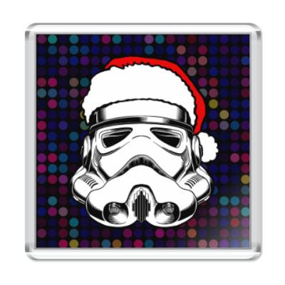 Магнит Star Wars New Year