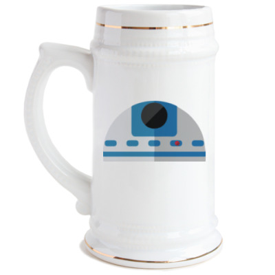 Пивная кружка Star Wars: R2-D2