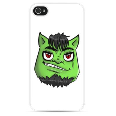 Чехол для iPhone Зелёный