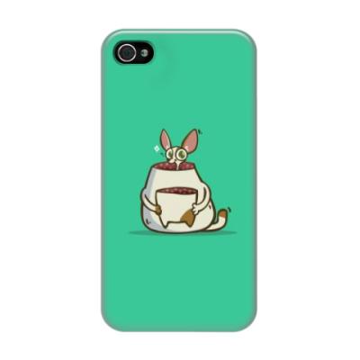 Чехол для iPhone 4/4s Некот — Пятничный Котик №49