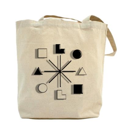 Холщовая сумка Есенин, ИЭИ