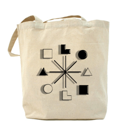 Сумка Холщовая сумка Есенин, ИЭИ