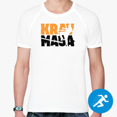 Спортивная футболка Крав-Мага (Krav-Maga)