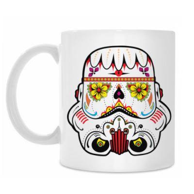 Кружка Flower Stormtrooper