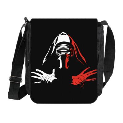 Сумка на плечо (мини-планшет) Звездные войны Кайло Рен