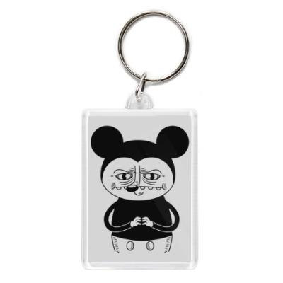 Брелок Bad Mickey Mouse