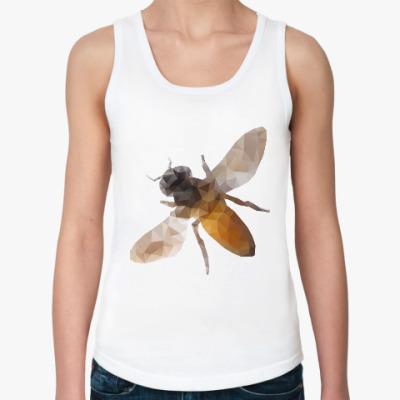 Женская майка Пчела / Bee