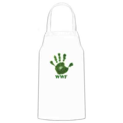 Фартук WWF. Дай пять!