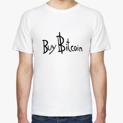 Футболка Buy Bitcoin